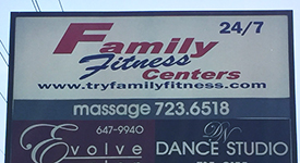 Family Fitness Alpine Location
