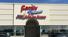Family Fitness Holland Location
