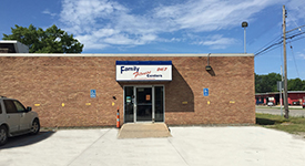Family Fitness North Muskegon Location