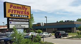 Family Fitness Portage Location
