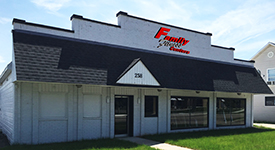 Family FItness Sparta Location
